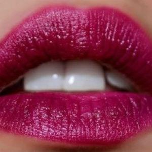 "NIB MAC Metallic ""WILD NECTAR"" Lipstick"